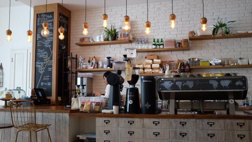 トロント暇つぶし カフェ