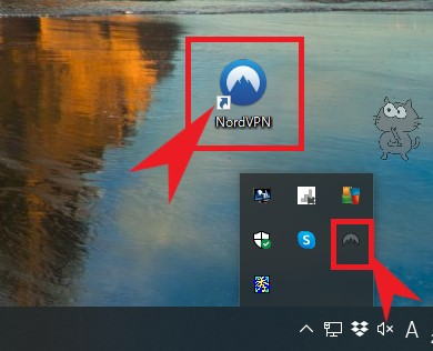nordvpnの使い方Mac/Windows編