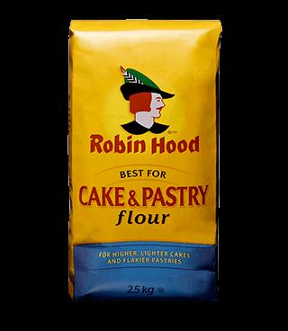海外のCake & Pastry Flourは英語で中力粉と薄力粉