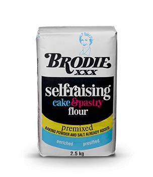 海外のSelf-Rising Flourはインスタント薄力粉