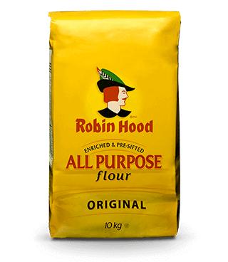 海外のAll Purpose Flourは中力粉