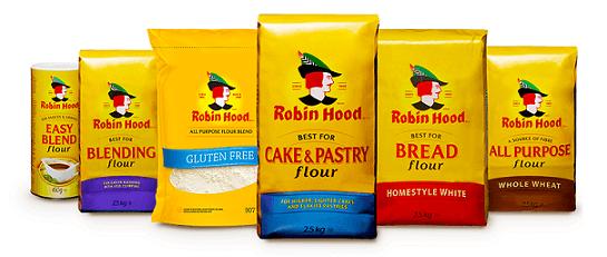 海外(カナダ/アメリカ)で売ってる小麦粉は主に4種類