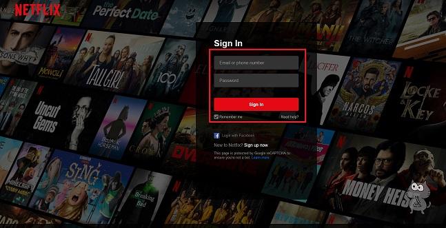 カナダ・アメリカ・日本でジブリ作品を見る方法Netflixのサインイン