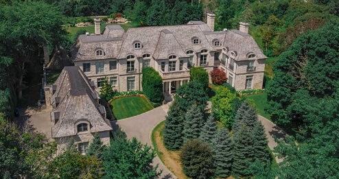 カナダの家の種類:マンション