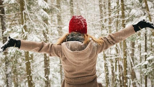 カナダ冬の服装選び
