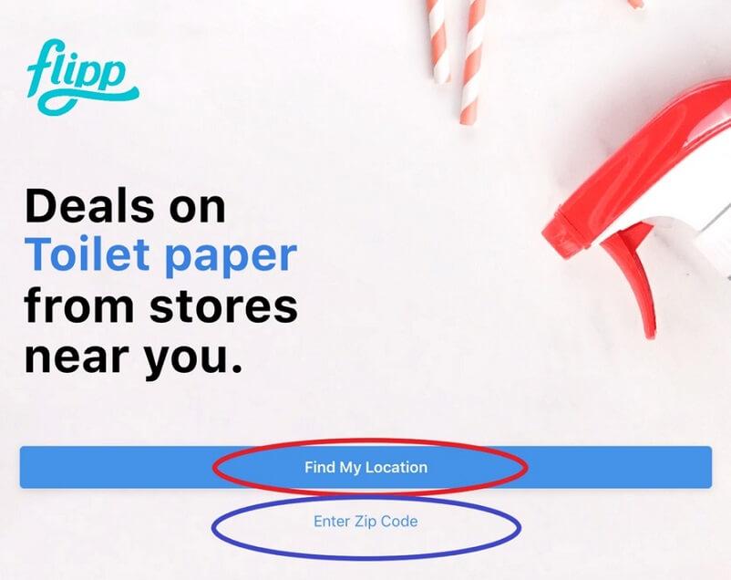 Flippアプリの使い方2