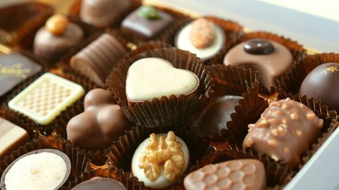 カナダのバレンタイン義理チョコは存在しない