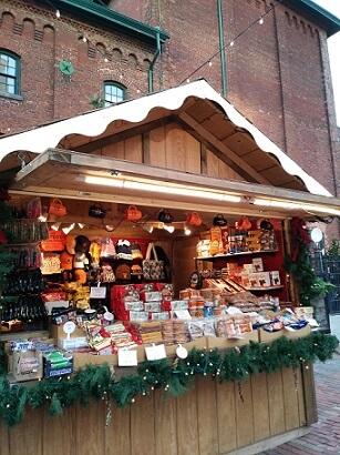 トロントのクリスマスマーケット
